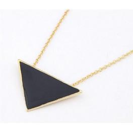 Halsband Triangel