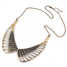 Halsband Fjärilsvingar