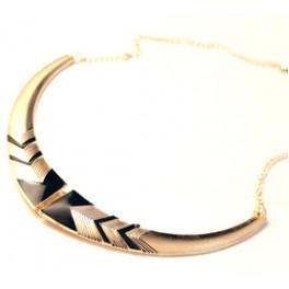 Halsband asymmetrisk