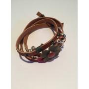 Blomma armband