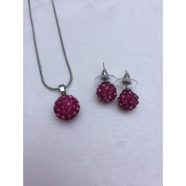 Purple pearl set VECKANS ERBJUDANDE!!